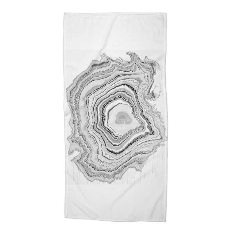 Rings II Accessories Beach Towel by andrearaths's Artist Shop