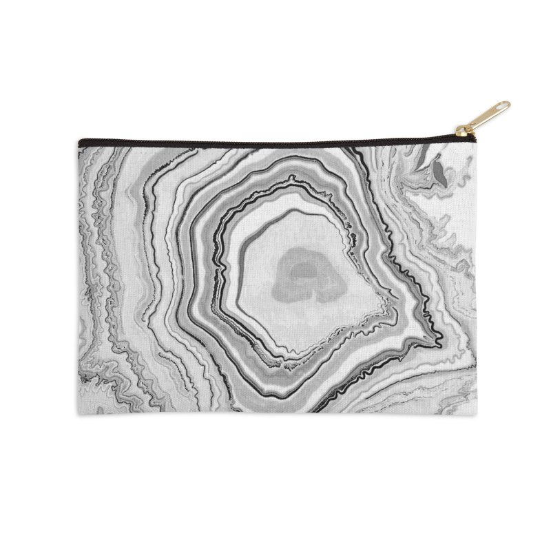 Rings II Accessories Zip Pouch by andrearaths's Artist Shop