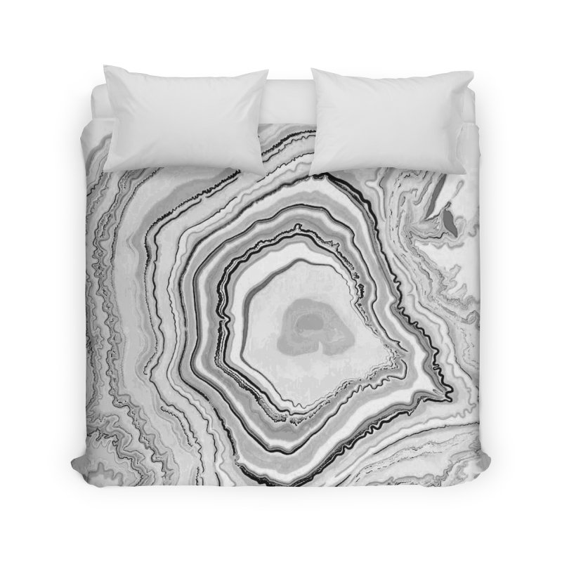 Rings II Home Duvet by andrearaths's Artist Shop