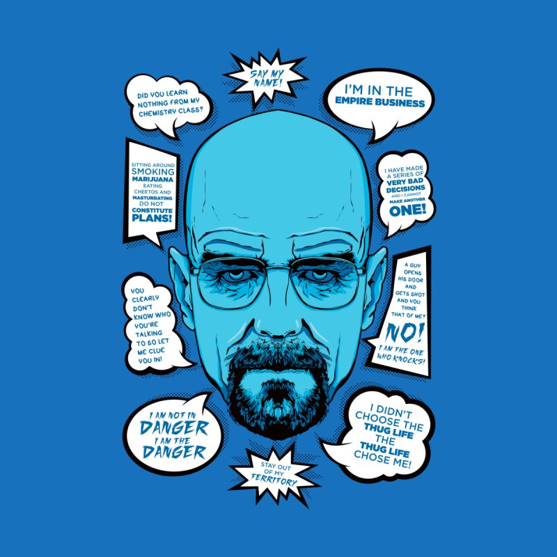 Heisenberg Quotes None  by Andreas Leonidou's Artist Shop