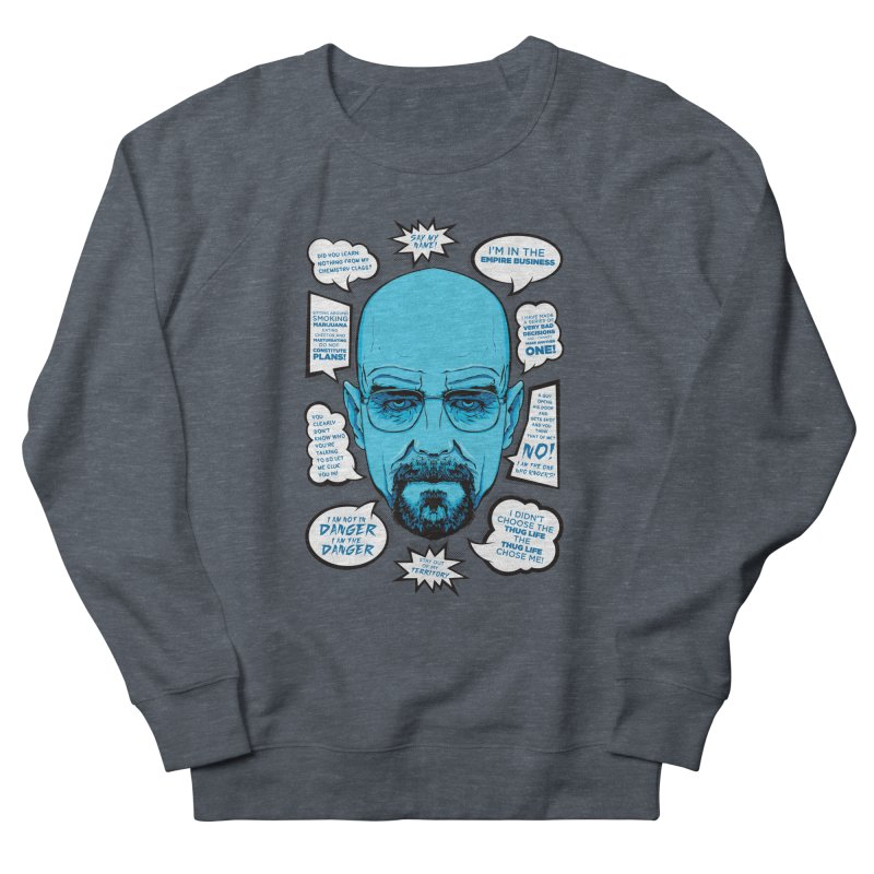 Heisenberg Quotes   by Andreas Leonidou's Artist Shop
