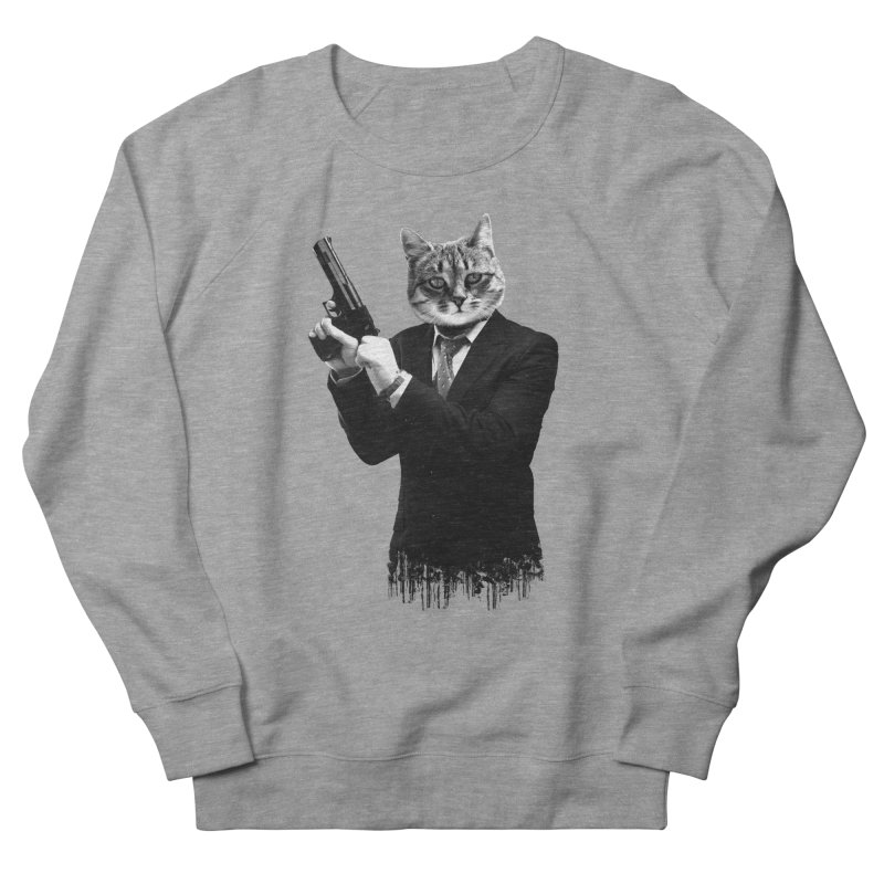 Cat! Pussy Cat Women's Sweatshirt by Andreas Leonidou's Artist Shop
