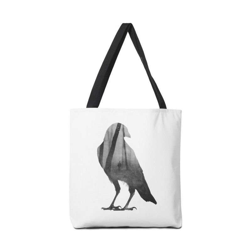 Crow Accessories Bag by Andreas Lie