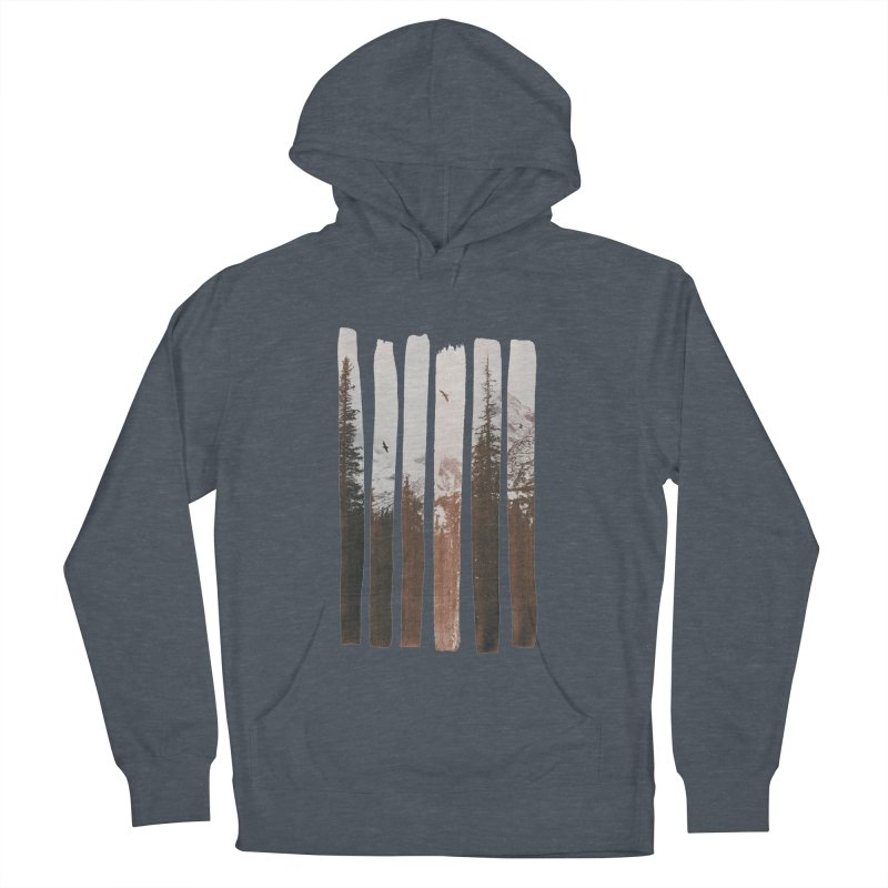 Into The Wild Men's Pullover Hoody by Andreas Lie