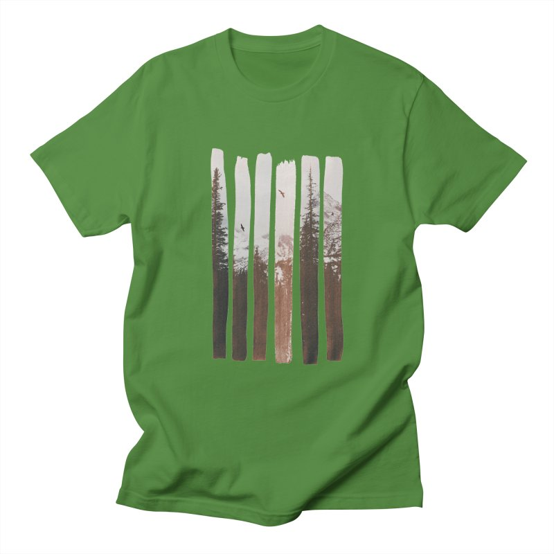 Into The Wild Women's Regular Unisex T-Shirt by Andreas Lie