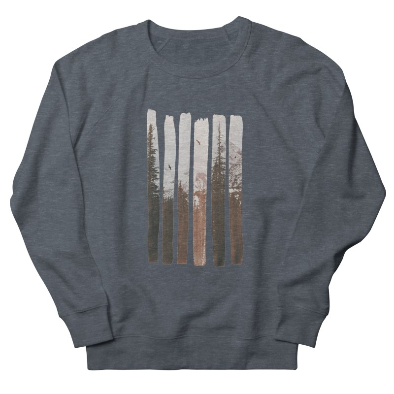 Into The Wild Women's French Terry Sweatshirt by Andreas Lie