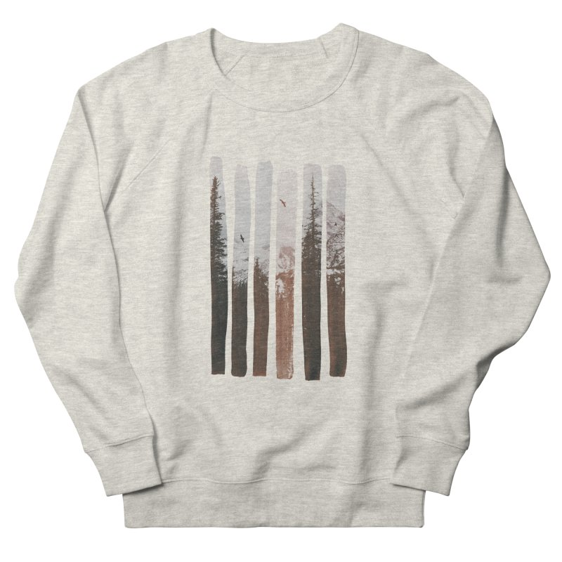 Into The Wild Men's Sweatshirt by Andreas Lie