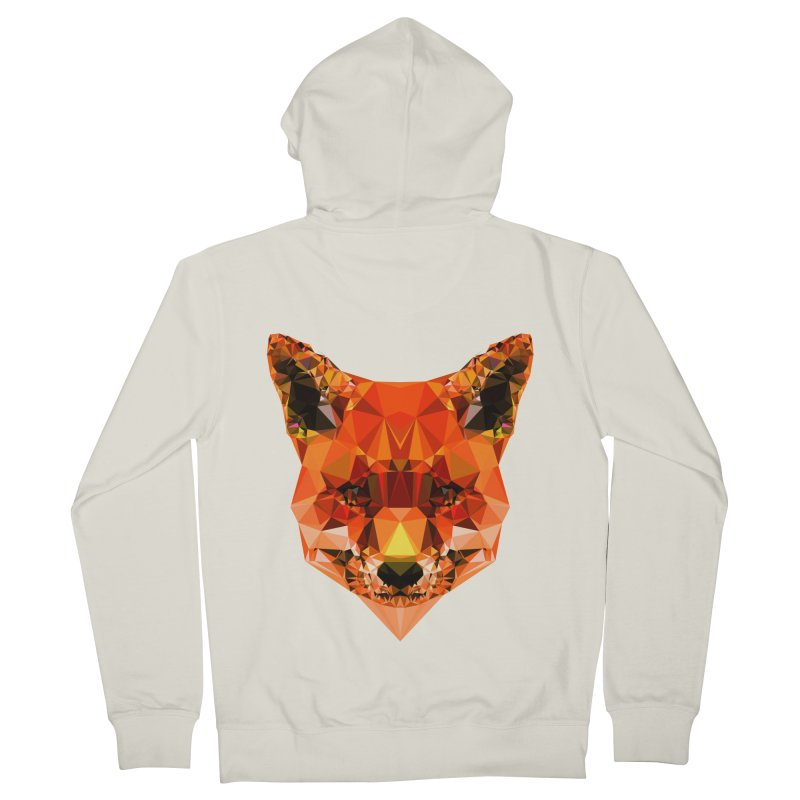 Fox Women's French Terry Zip-Up Hoody by Andreas Lie