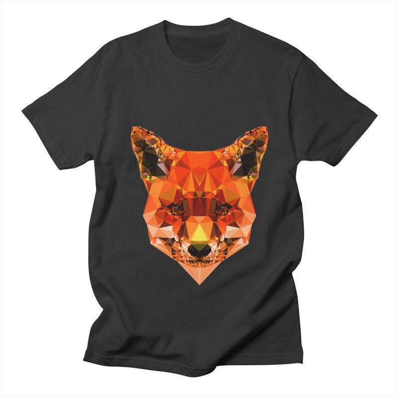 Fox Women's Unisex T-Shirt by Andreas Lie
