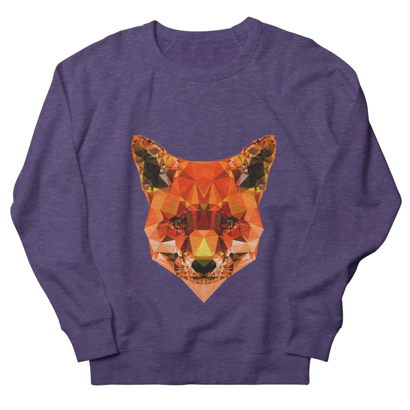 Fox Women's French Terry Sweatshirt by Andreas Lie