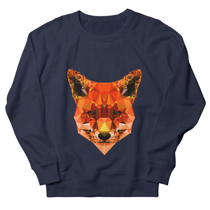 Fox Men's French Terry Sweatshirt by Andreas Lie