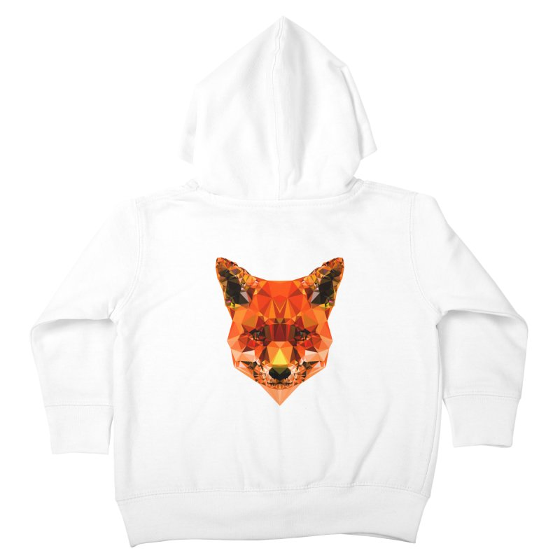 Fox Kids Toddler Zip-Up Hoody by Andreas Lie