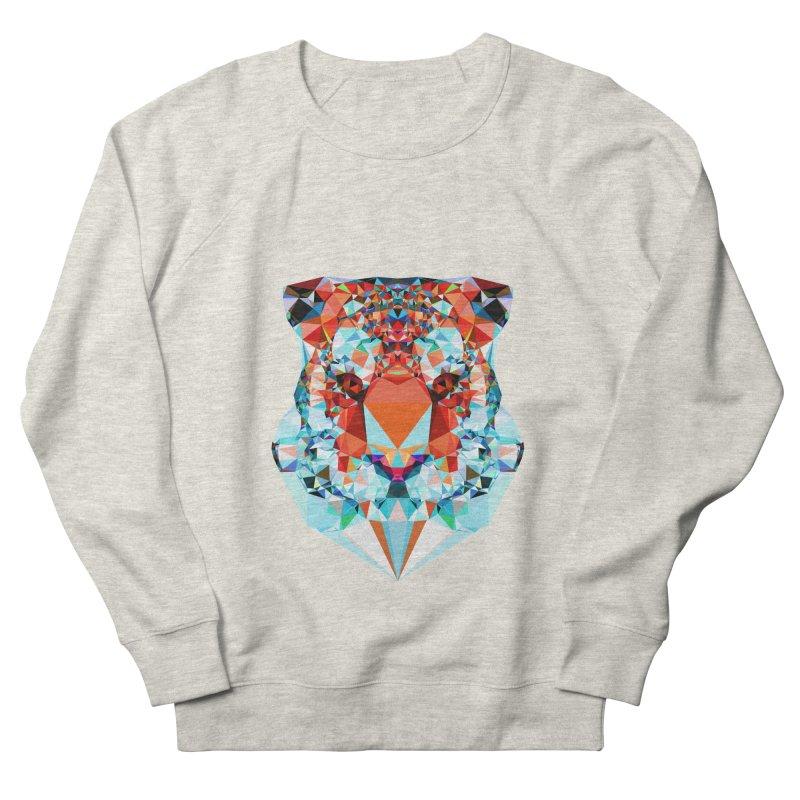 Tiger Men's Sweatshirt by Andreas Lie