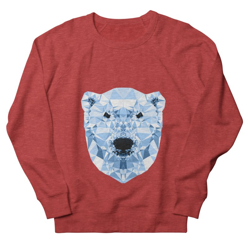 Geometric Polar Bear Women's  by Andreas Lie