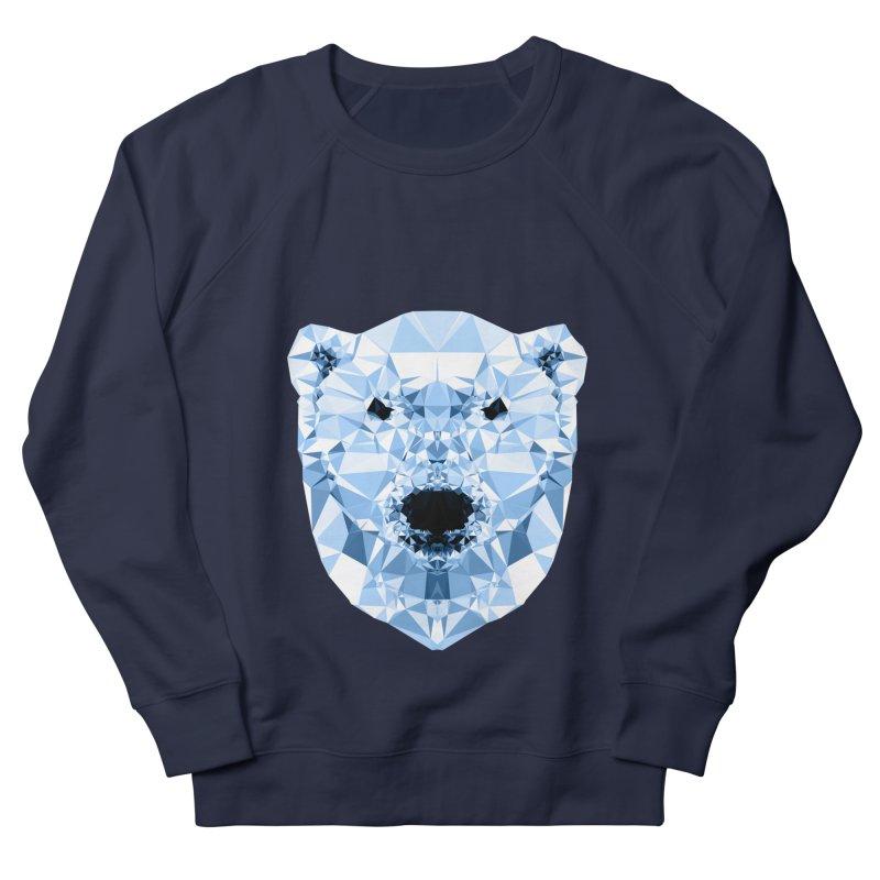 Geometric Polar Bear Men's  by Andreas Lie