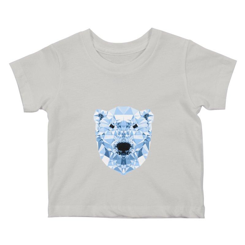 Geometric Polar Bear Kids  by Andreas Lie