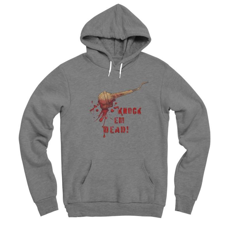 Knock Em Dead! Women's Pullover Hoody by Andrea Snider's Artist Shop