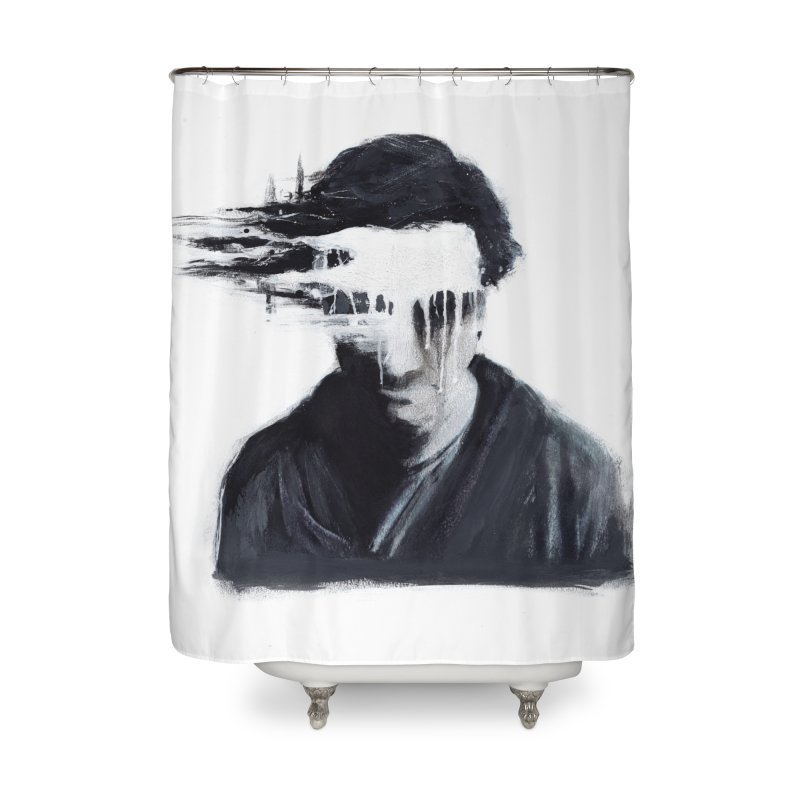 What's Not Seen. Home Shower Curtain by Andrea Snider's Artist Shop