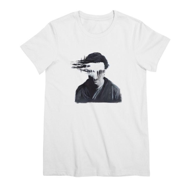 What's Not Seen. Women's Premium T-Shirt by Andrea Snider's Artist Shop