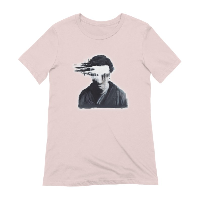 What's Not Seen. Women's Extra Soft T-Shirt by Andrea Snider's Artist Shop