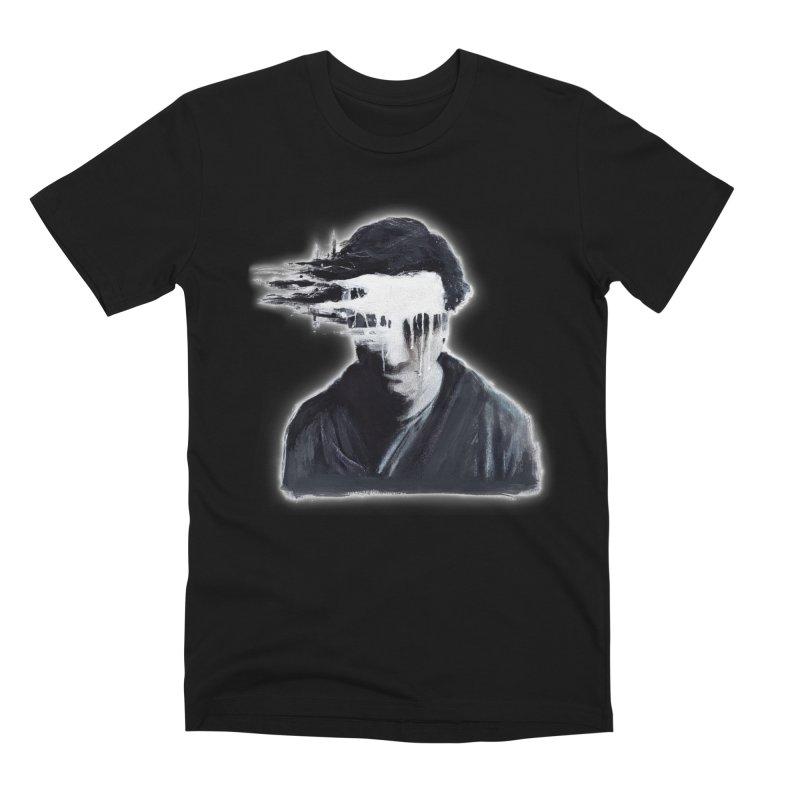 What's Not Seen. Men's Premium T-Shirt by Andrea Snider's Artist Shop