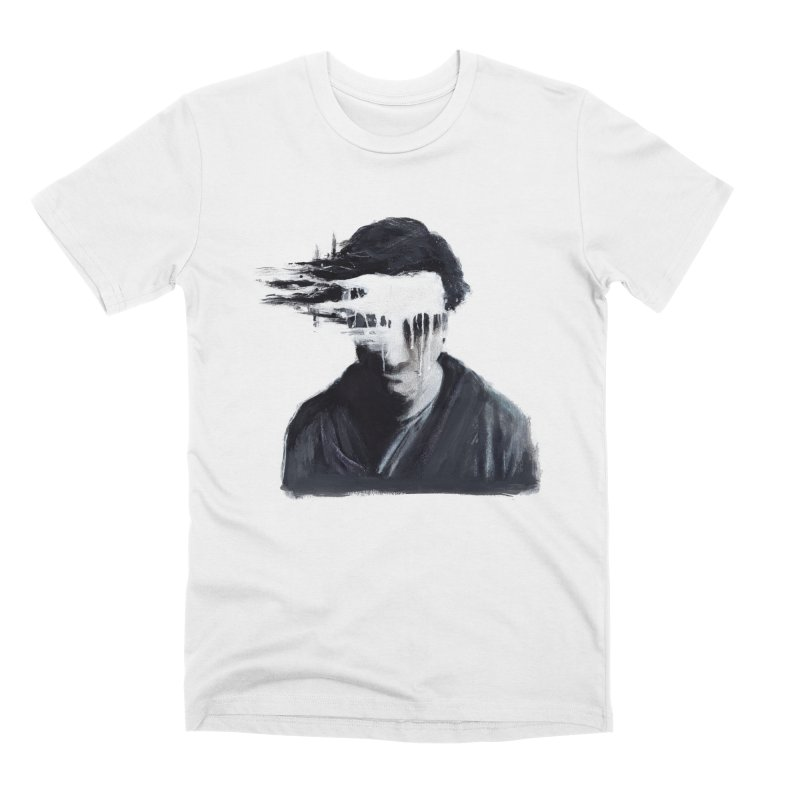 What's Not Seen. Men's T-Shirt by Andrea Snider's Artist Shop