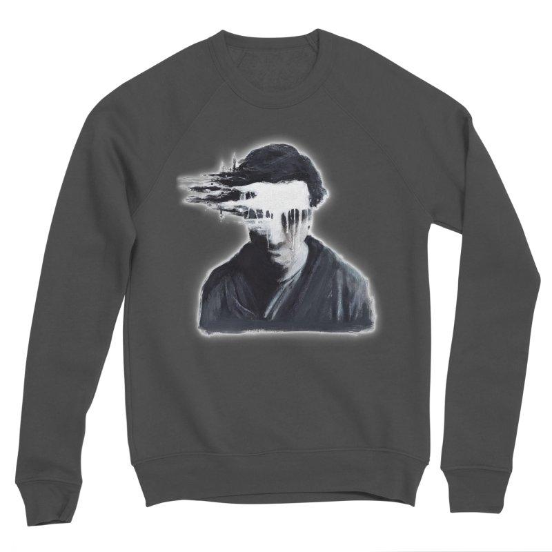 What's Not Seen. Men's Sweatshirt by Andrea Snider's Artist Shop