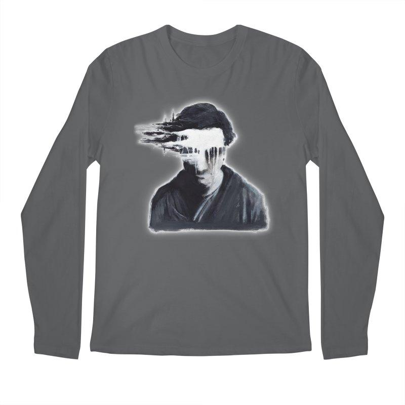 What's Not Seen. Men's Longsleeve T-Shirt by Andrea Snider's Artist Shop