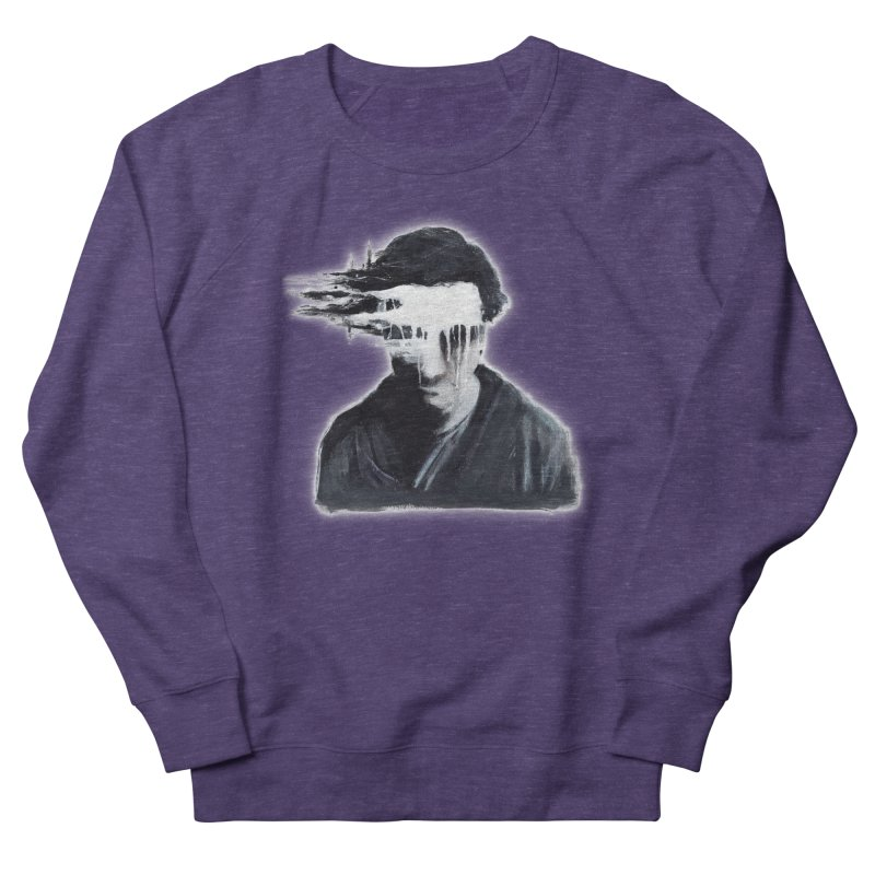 What's Not Seen. Women's French Terry Sweatshirt by Andrea Snider's Artist Shop