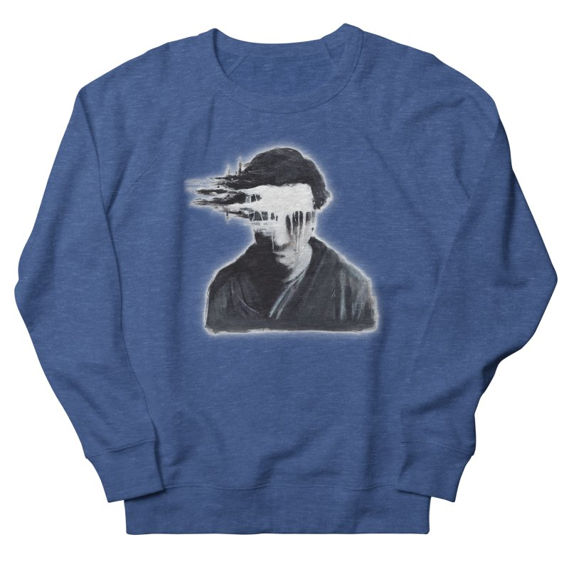 What's Not Seen. Men's Sweatshirt by Andrea Snider's Artist Shop