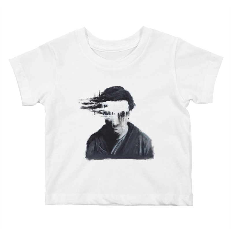 What's Not Seen. Kids Baby T-Shirt by Andrea Snider's Artist Shop
