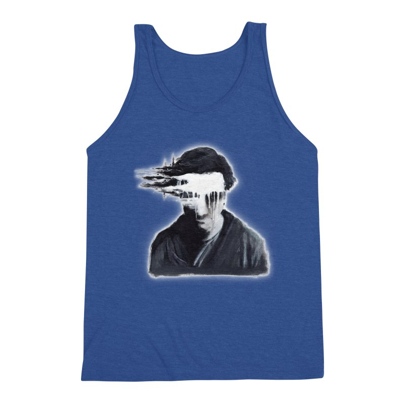 What's Not Seen. Men's Tank by Andrea Snider's Artist Shop
