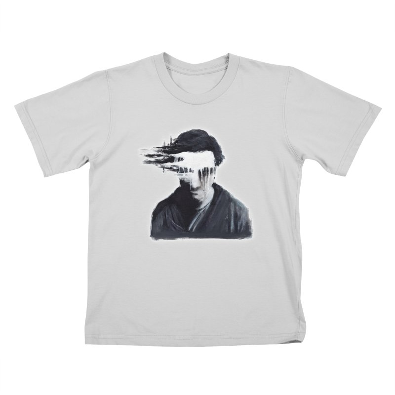 What's Not Seen. Kids T-Shirt by Andrea Snider's Artist Shop