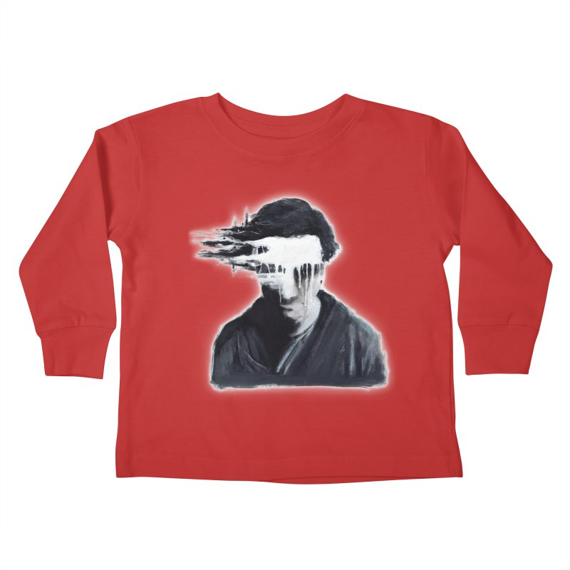 What's Not Seen. Kids Toddler Longsleeve T-Shirt by Andrea Snider's Artist Shop