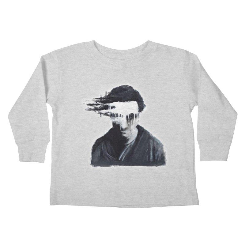 What's Not Seen. Kids Toddler Longsleeve T-Shirt by Andrea Snider's Artist Shop