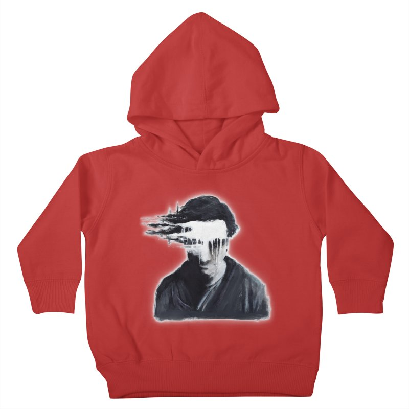 What's Not Seen. Kids Toddler Pullover Hoody by Andrea Snider's Artist Shop