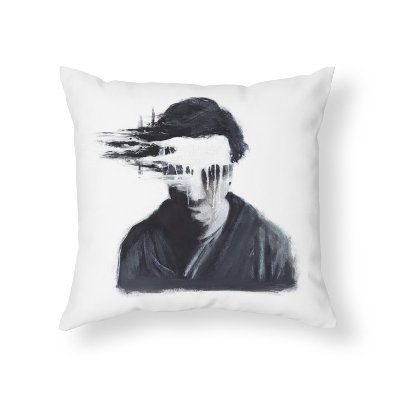 What's Not Seen. Home Throw Pillow by Andrea Snider's Artist Shop