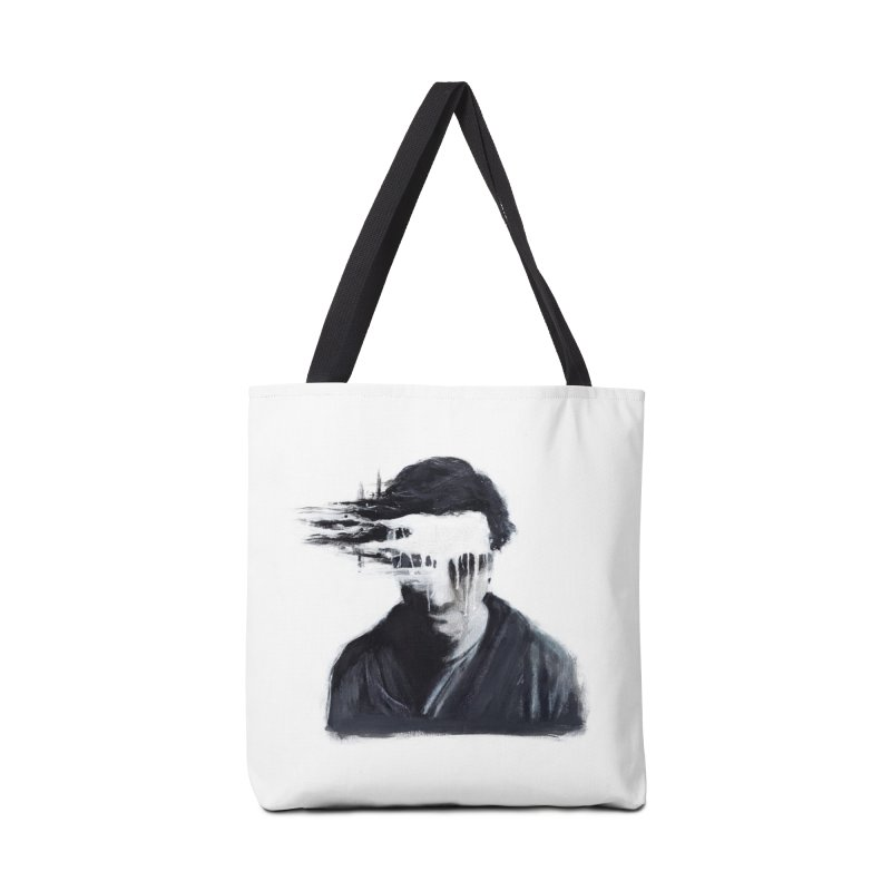 What's Not Seen. Accessories Bag by Andrea Snider's Artist Shop