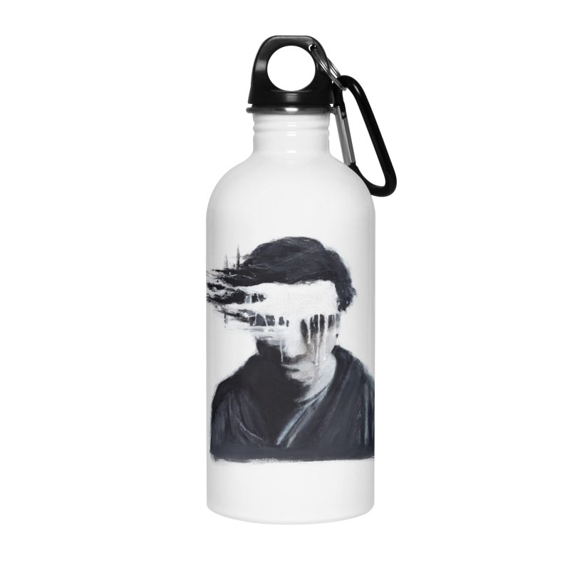 What's Not Seen. Accessories Water Bottle by Andrea Snider's Artist Shop