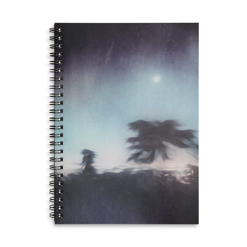 Keep Running. Accessories Lined Spiral Notebook by Andrea Snider's Artist Shop