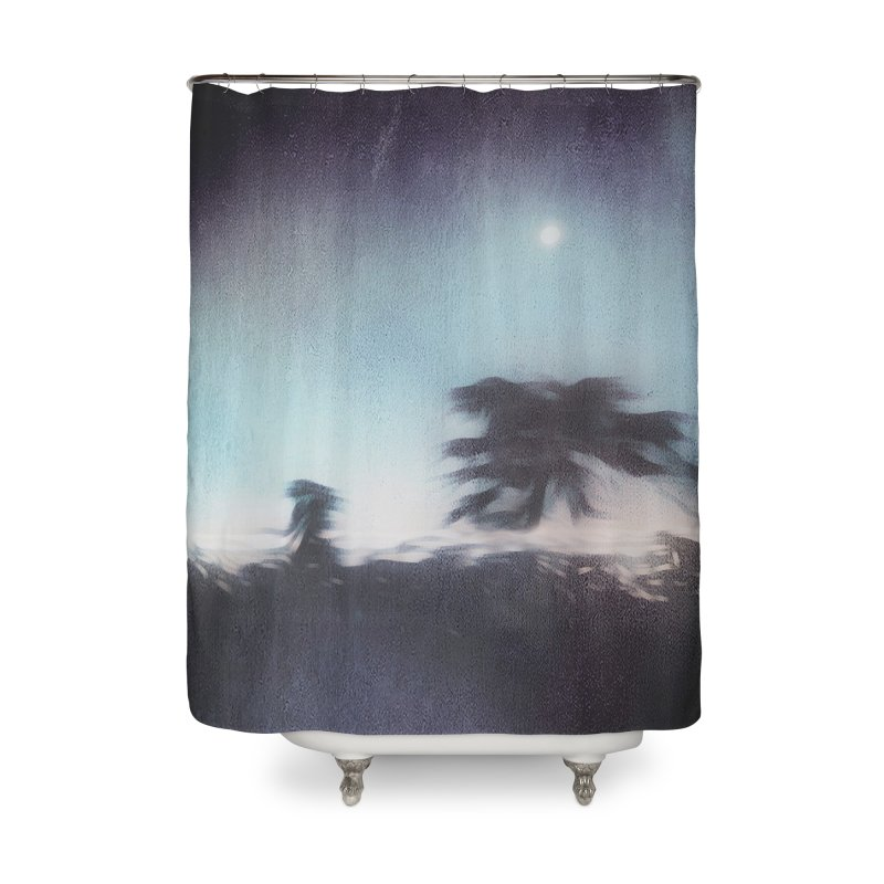 Keep Running. Home Shower Curtain by Andrea Snider's Artist Shop