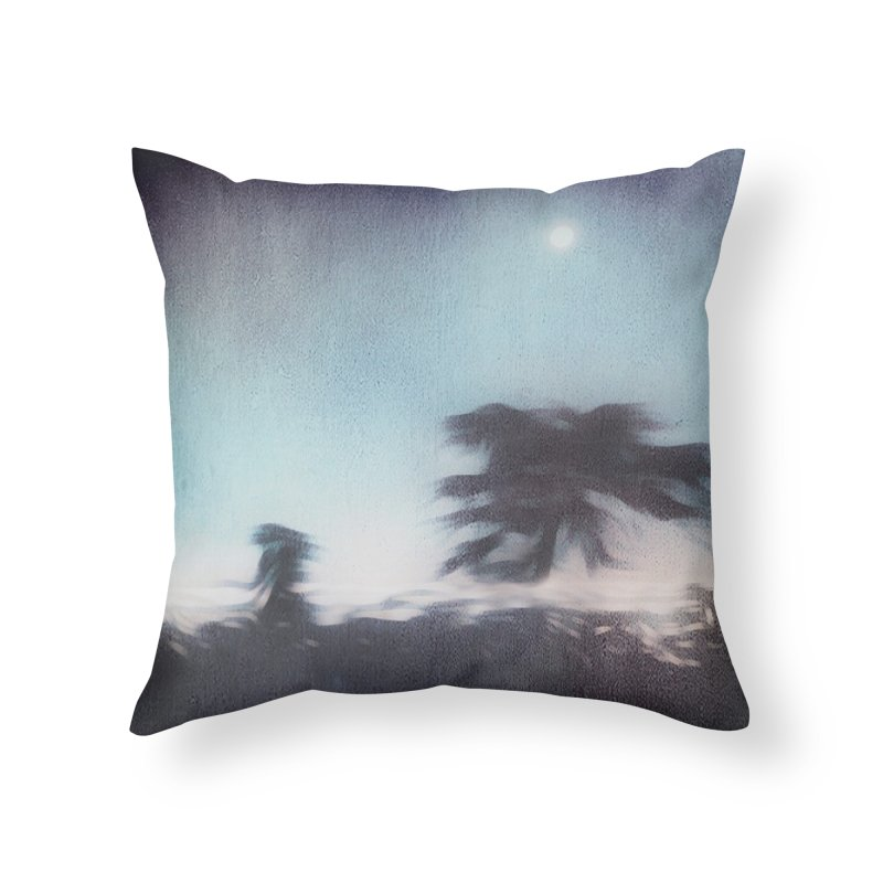 Keep Running. Home Throw Pillow by Andrea Snider's Artist Shop