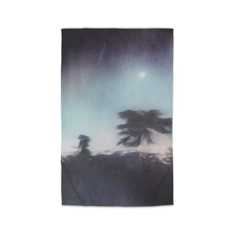 Keep Running. Home Rug by Andrea Snider's Artist Shop
