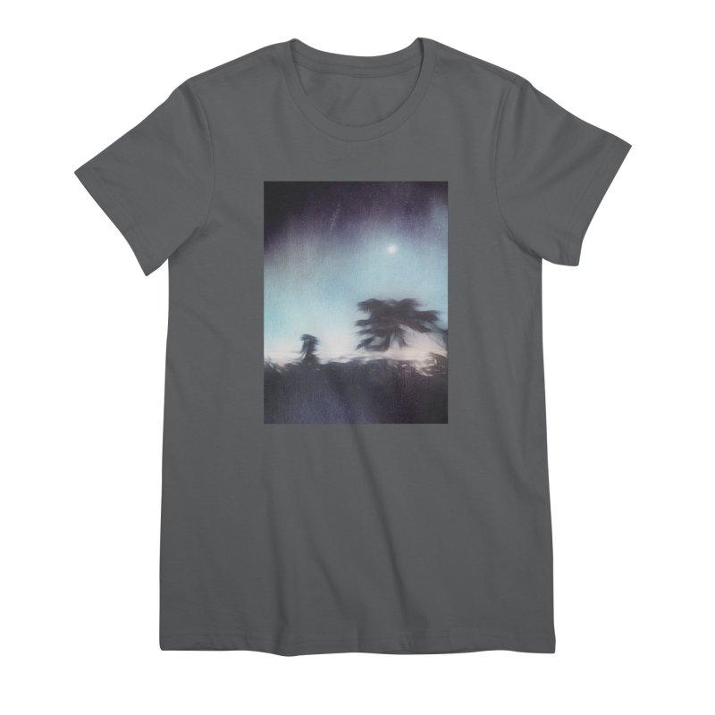 Keep Running. Women's Premium T-Shirt by Andrea Snider's Artist Shop