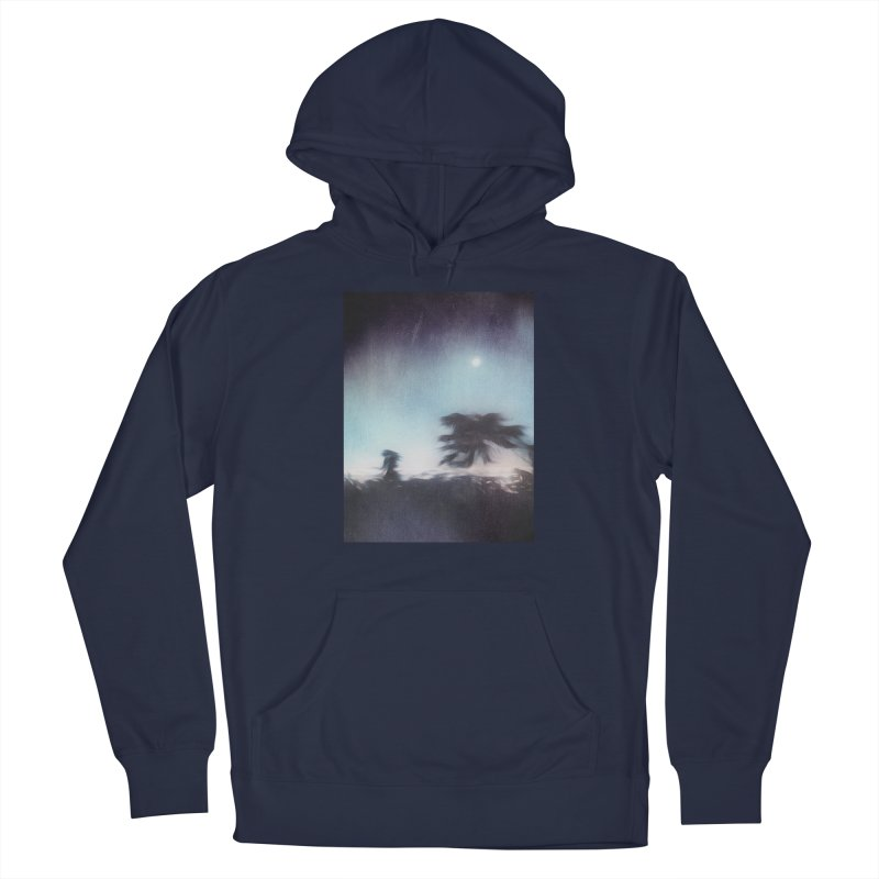 Keep Running. Men's Pullover Hoody by Andrea Snider's Artist Shop