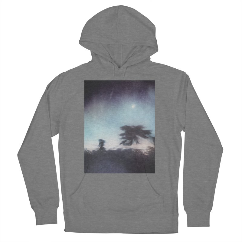 Keep Running. Women's French Terry Pullover Hoody by Andrea Snider's Artist Shop