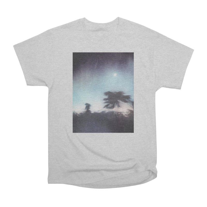 Keep Running. Men's Heavyweight T-Shirt by Andrea Snider's Artist Shop