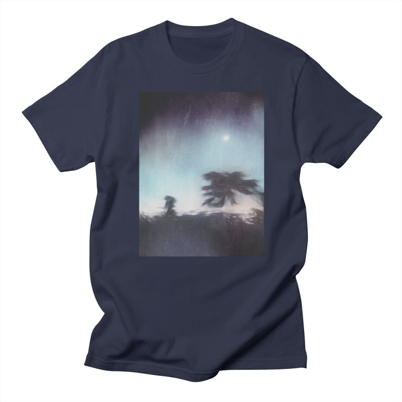 Keep Running. Men's T-Shirt by Andrea Snider's Artist Shop