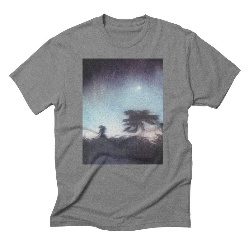 Keep Running. Men's T-Shirt by Andrea Snider's Artist Shop