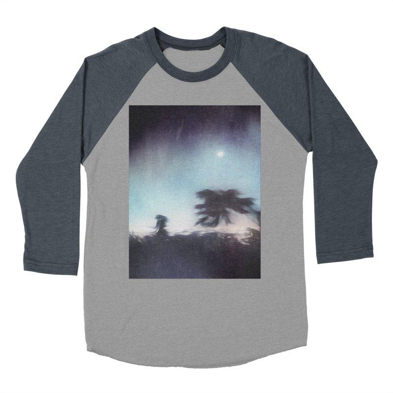 Keep Running. Women's Baseball Triblend Longsleeve T-Shirt by Andrea Snider's Artist Shop